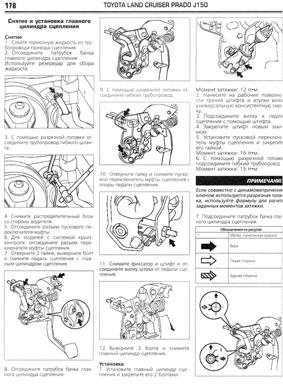 Книга по ремонту Тойота Ленд