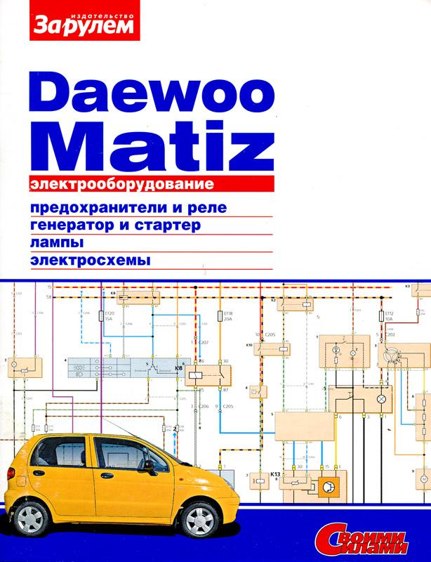 Daewoo Matiz Электрическое