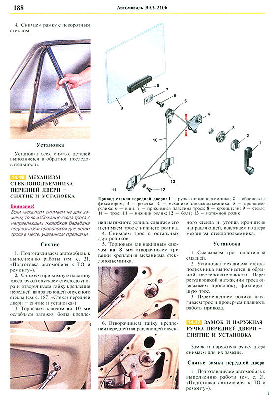 Руководство по ремонту ВАЗ