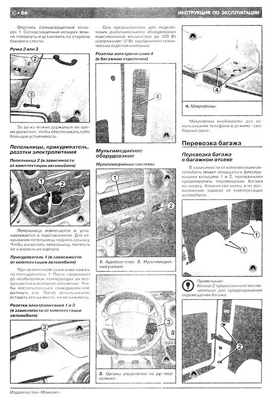 Содержание книги.  Электрические схемы Renault Master. глава для ознакомления).  Инструкция по ремонту Renault Master.