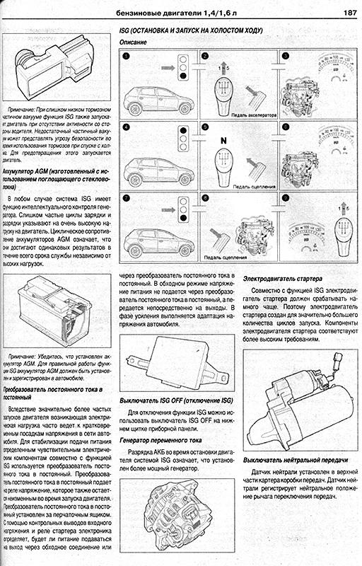 Электрические схемы Киа Сид.