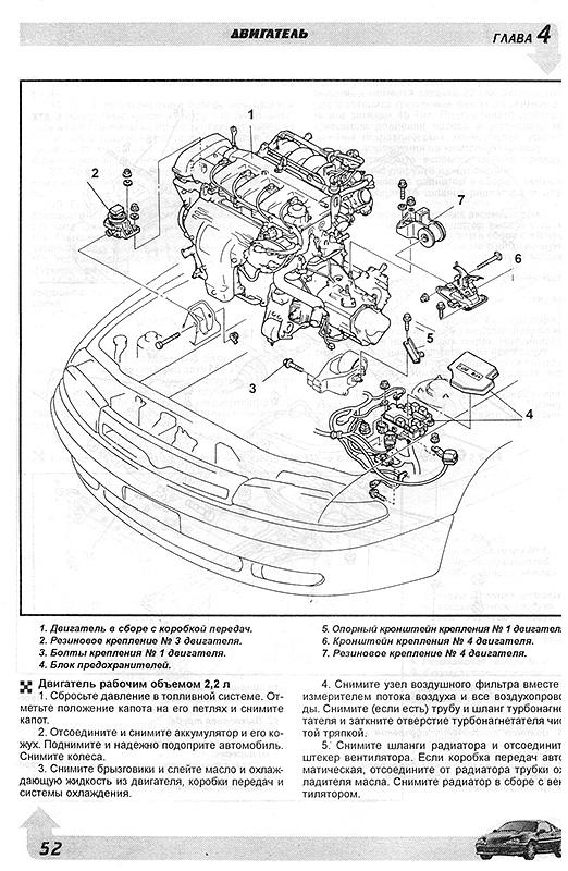 Книга по ремонту Mazda MX-3