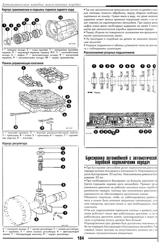 Руководство по ремонту Вольво