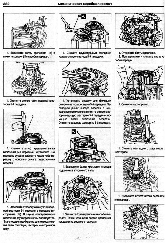 Универсальное пособие по ремонту Peugeot Boxer / Fiat Ducato / Citroen Jumper, содержащее устройство Пежо Боксер...