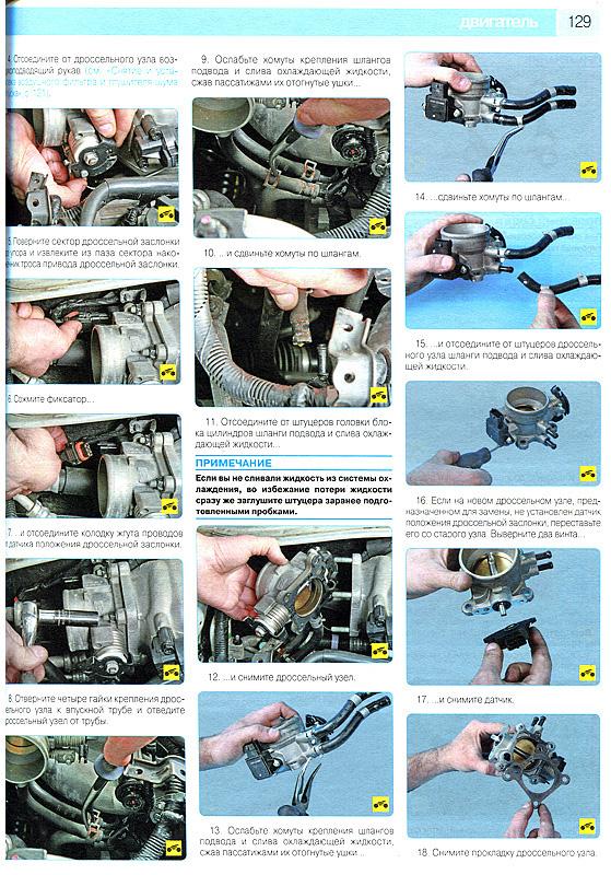 Руководство по ремонту Hyundai Matrix, а также руководство по эксплуатации и техническому обслуживанию...