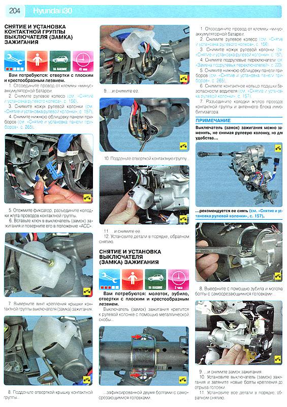 обслуживанию Hyundai i30