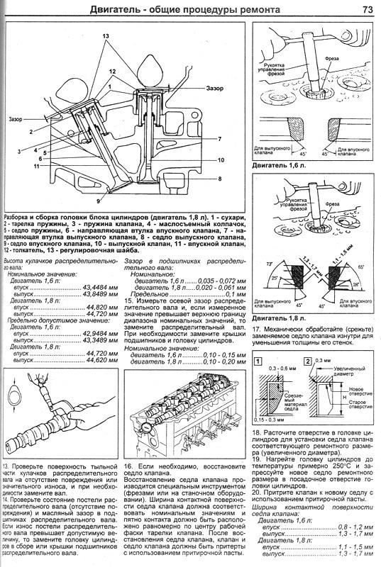 руководство по ремонту opel zafira b торрент