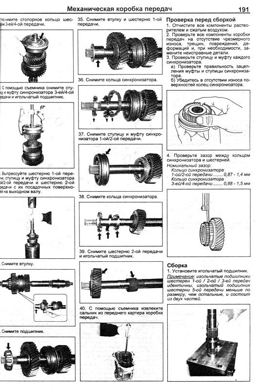 Инструкция По Ремонту И Эксплуатации Ssang Yong Actyon