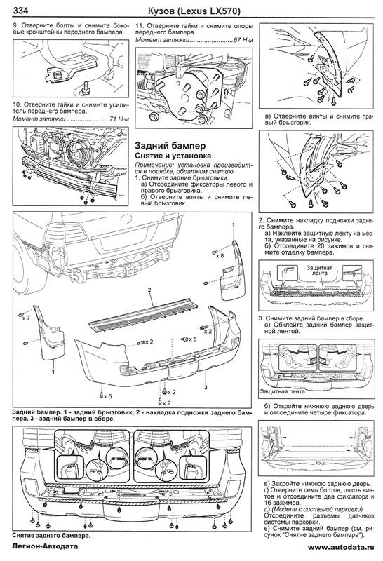 Toyota Sequoia/Tundra/Lexus LX570 c 2007 Автолюбитель Легион.