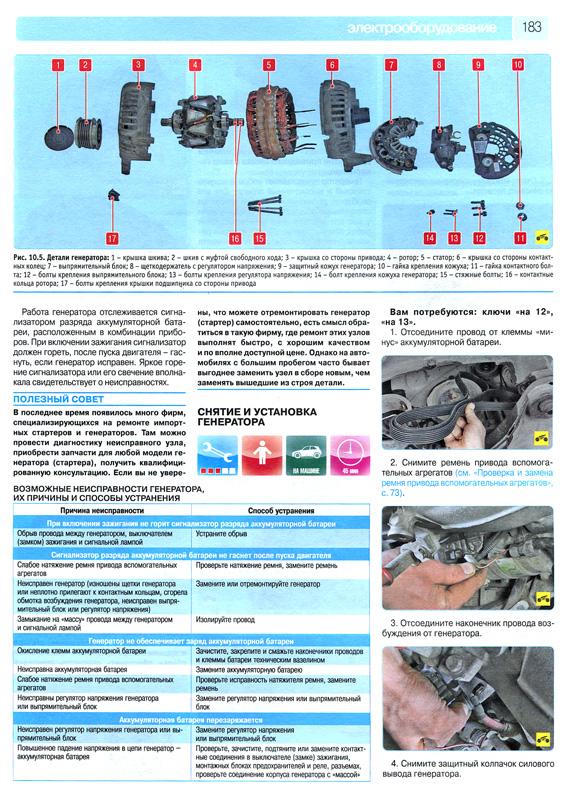 Пособие по ремонту Вольво XC90