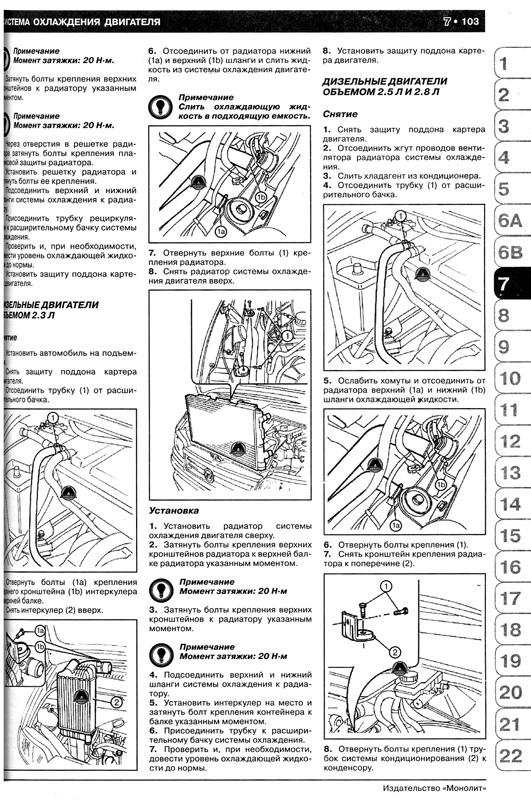 Инструкция по эксплуатации Fiat Ducato.  Peugeot Boxer / Citroen Jumper, также представлено устройство Fiat Ducato...
