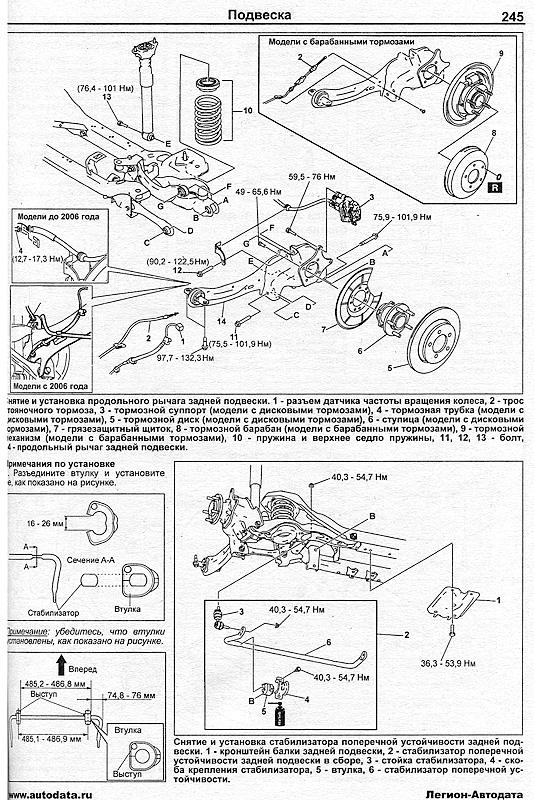 Книга по ремонту Мазда Аксела