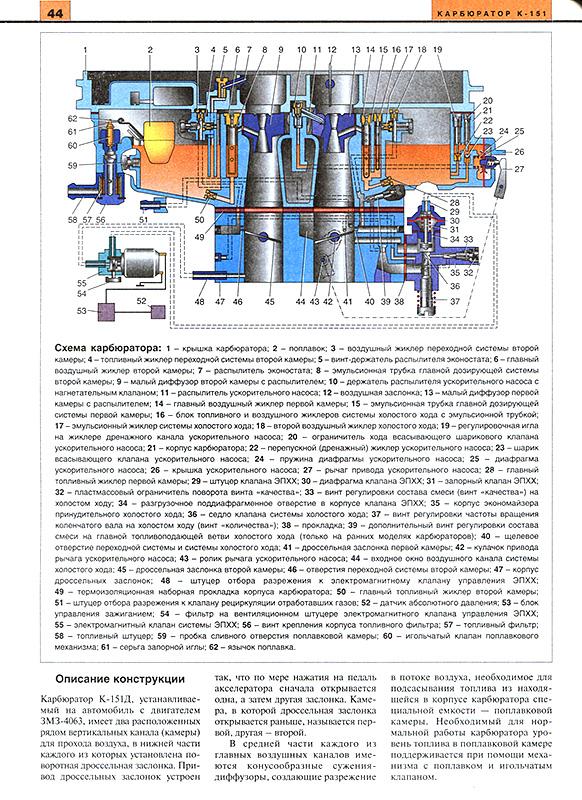 Инструкция по эксплуатации ГАЗ