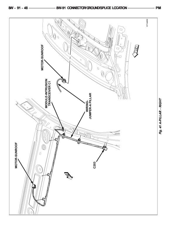 Схема системы охлаждения на додж калибр