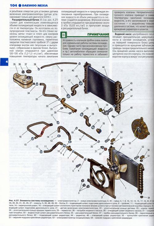 Сборник элетросхем для автомобиля Дэу Матиз.  Все схемы цветные и содержат необходимые обозначения элементов...