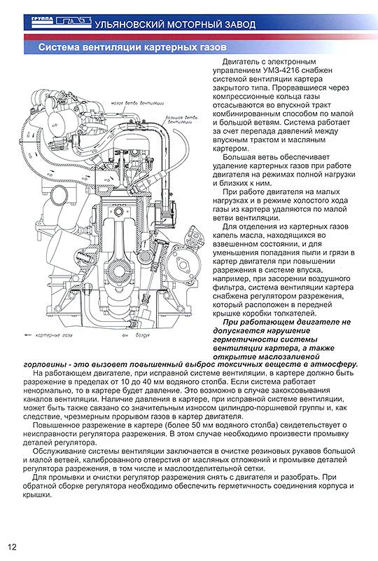 Руководство По Ремонту И Эксплуатации Двигателя Умз 421 - фото 6
