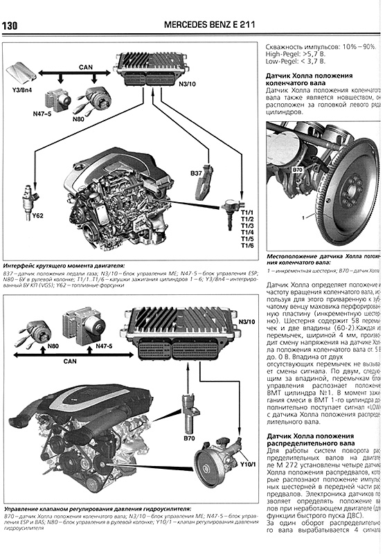 руководство по эксплуатации на W211 - фото 10
