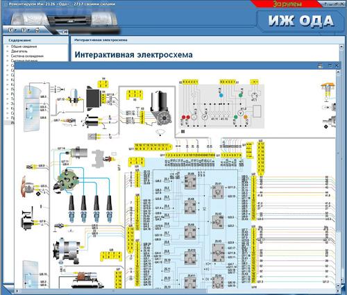 Электрическая схема таль тэс 6300.  Структурное схема объекта управления.