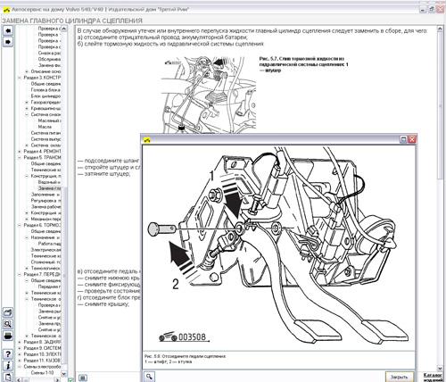 Руководство по ремонту Volvo