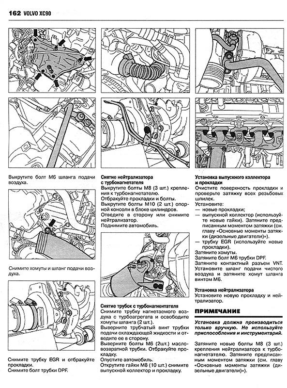 эксплуатации Вольво XC90
