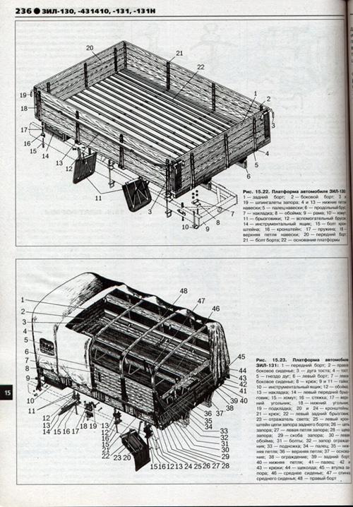 Руководство по ремонту ЗИЛ 131