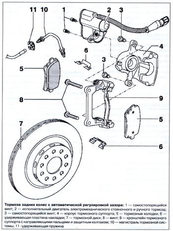 ...обслуживанию автомобилей Audi A8 с 2003 г. выпуска, оборудованных бензиновыми двигателями ASN, BPK, BFL, BFM.