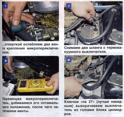 Ремонт UAZ. Электросхемы УАЗ