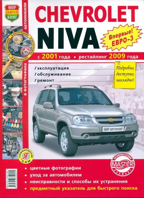 по ремонту Chevrolet Niva