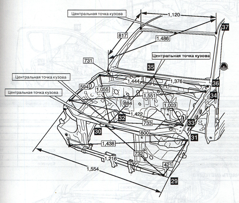 Инструкция + По Ремонту Mitsubishi L200