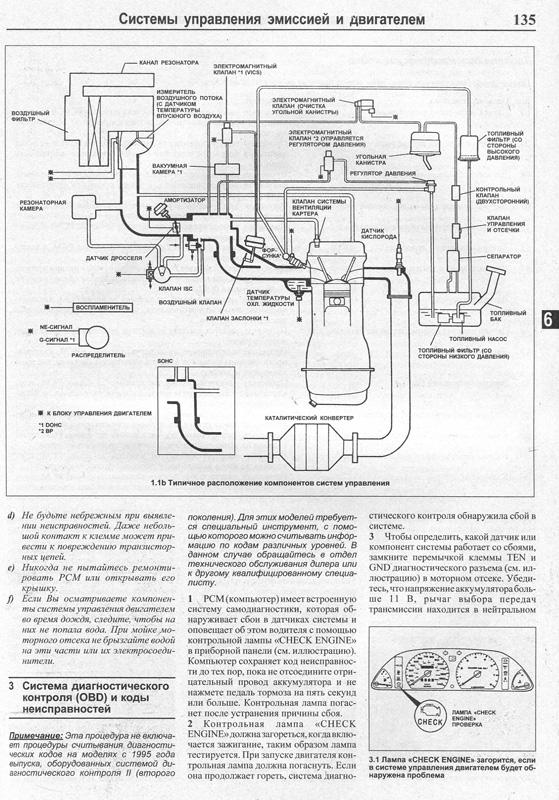 Инструкция По Эксплуатации Mazda 626 С 1997-1999