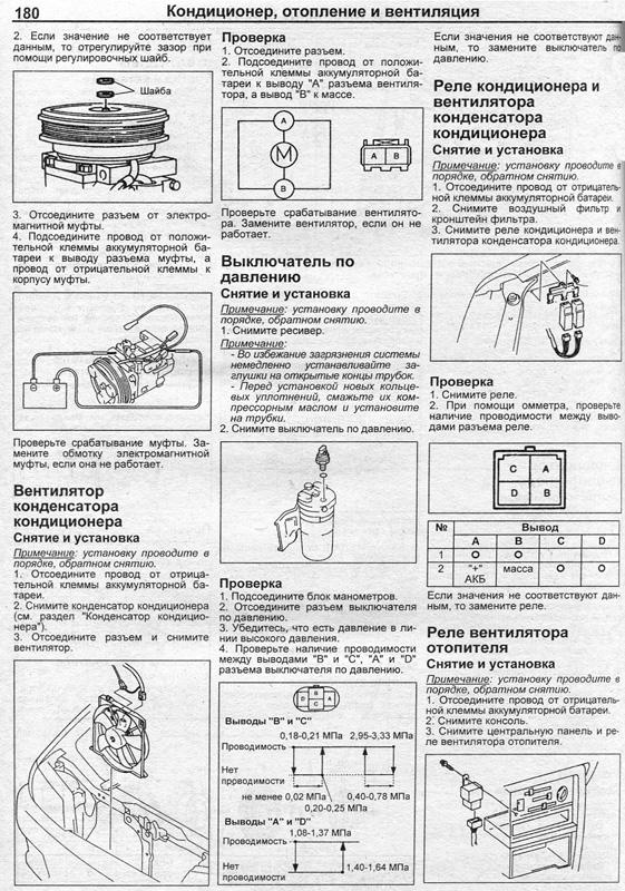 КНИГА MAZDA DEMIO 1997 РЕМОНТ ЭКСПЛУАТАЦИЯ ТО СКАЧАТЬ БЕСПЛАТНО