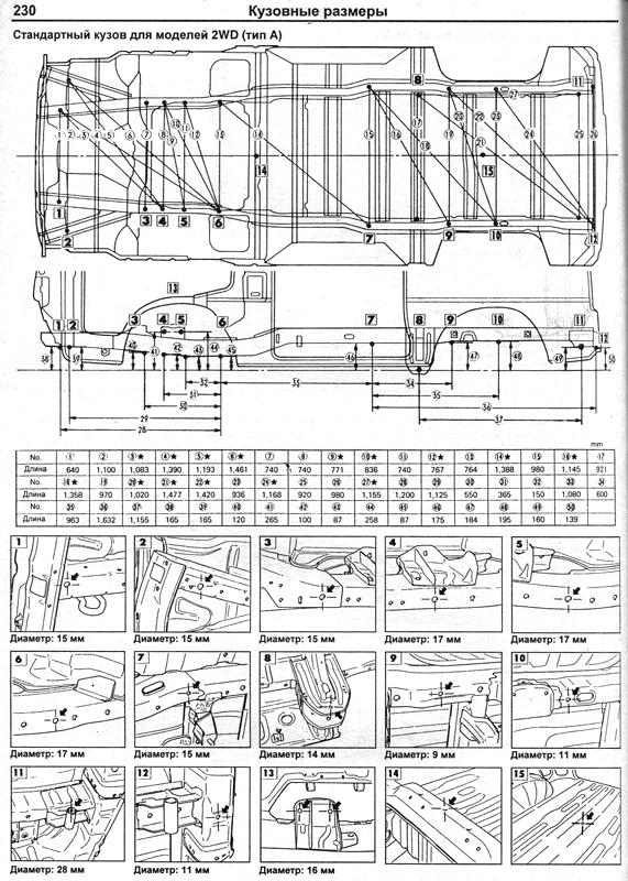 ремонту Mitsubishi Delica
