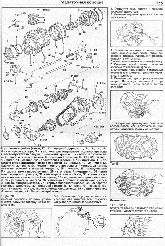 Руководство По Ремонту Акпп На Тойоту Люсиду