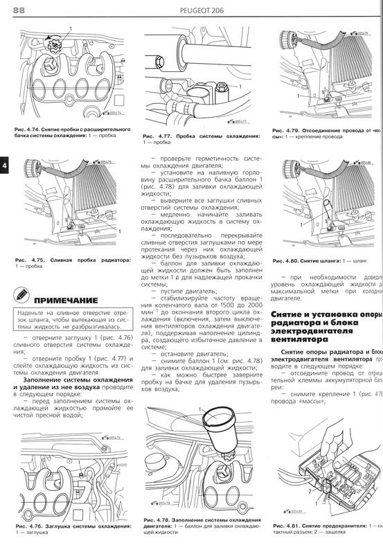 Руководство По Ремонту Пежо 406 Скачать Бесплатно