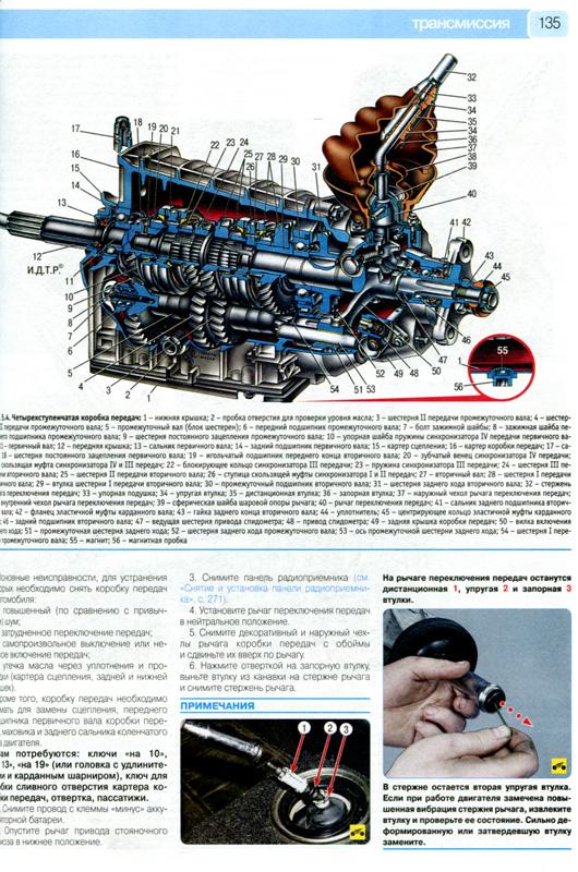 руководство по эксплуатации ВАЗ 2107