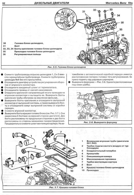 Инструкция По Эксплуатации Vito Cdi