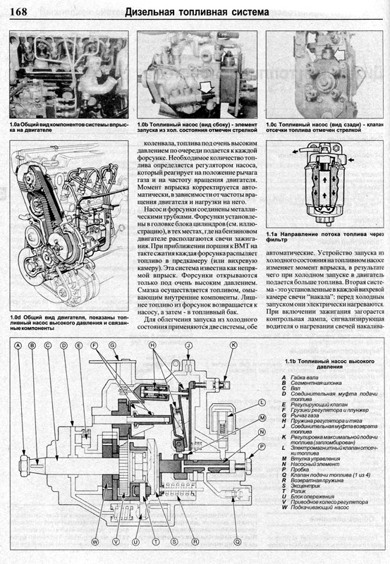 руководство по ремонту форд эскорт 1990