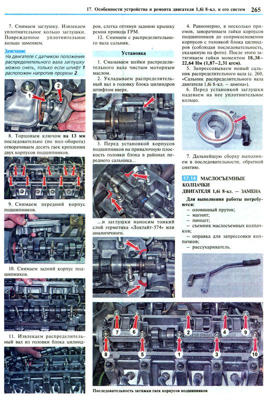 Цветные схемы электрооборудования автомобиля ВАЗ 2170 / LADA PRIORA + Каталог деталей (Мир Автокниг) .