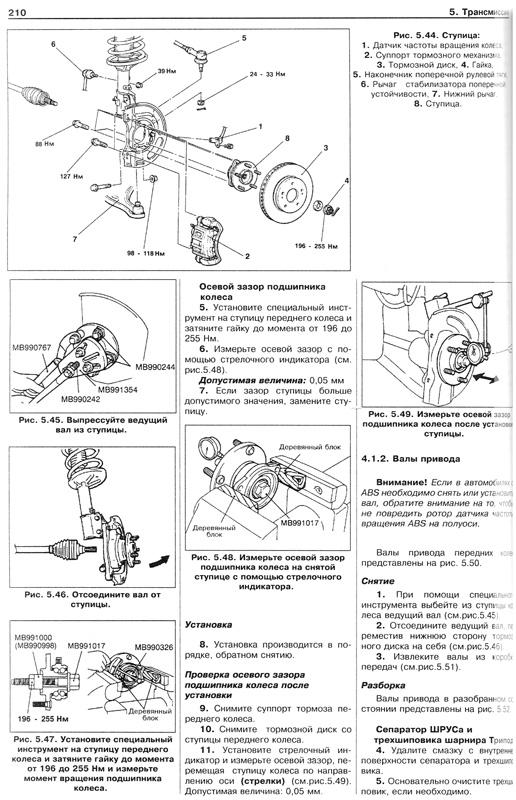 скачать инструкцию по эксплуатации митсубиси рвр