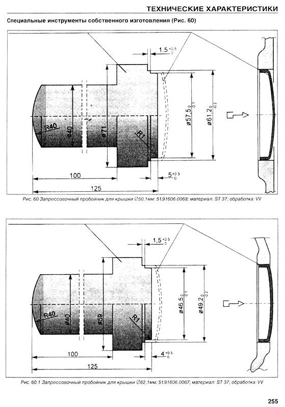 руководство по ремонту MAN F90
