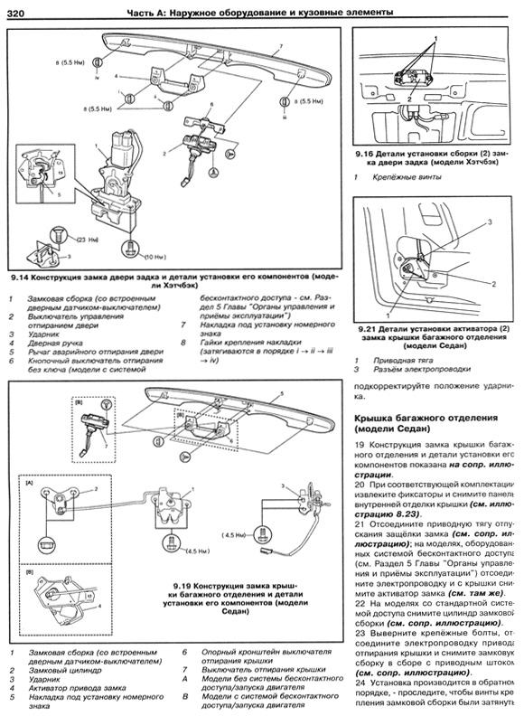 Инструкция по ремонту сузуки sx4 скачать бесплатно
