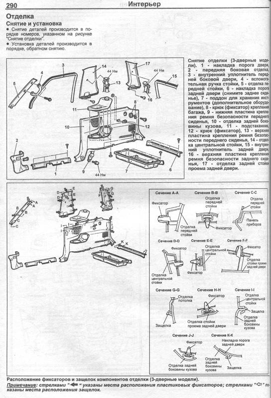 mitsubishi pajero инструкция по эксплуатации и ремонту скачать торрент