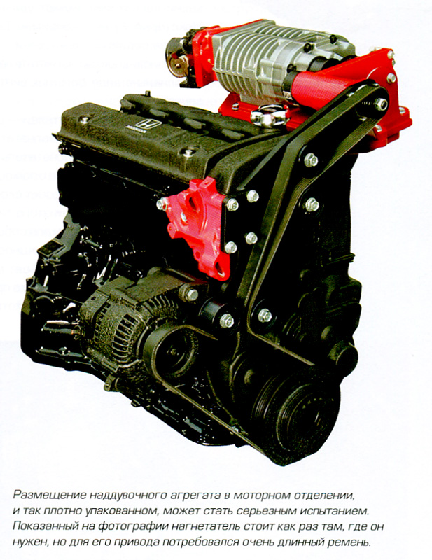 Увеличение мощности двигателя нивы своими руками
