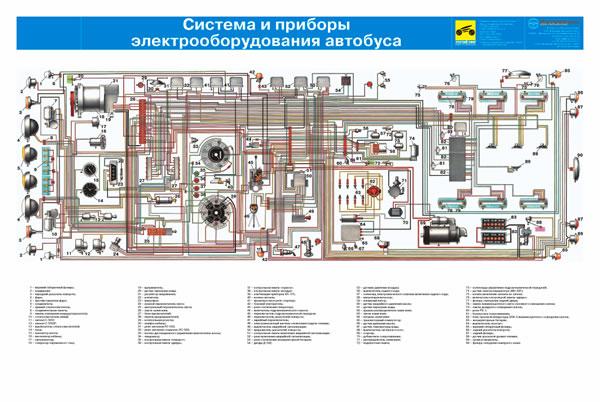 электросхема паз 4234