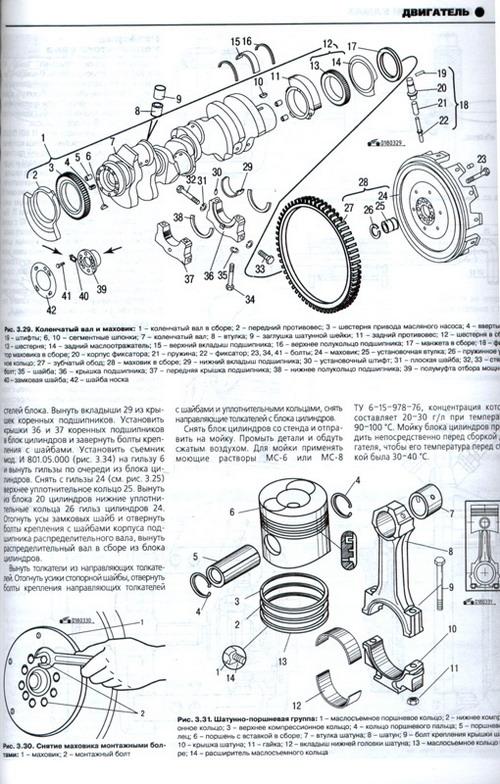 Схема тормозной системы КАМАЗ 5320, 53212, 55102.  Полная схема системы электрооборудования. официальное поздравление...
