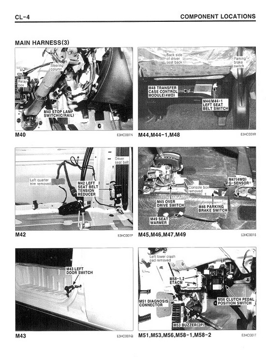 ремонту Hyundai H1 Starex