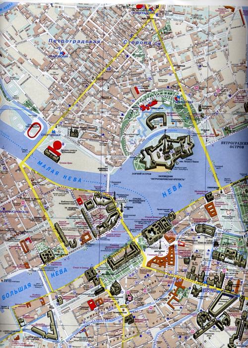 Скачать Карту Санкт-Петербурга Для Андроид