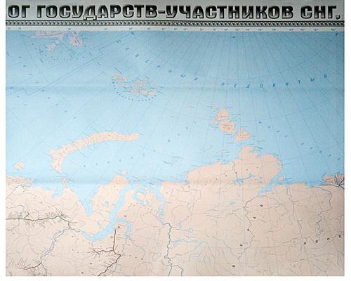 Схема железных дорог Литвы