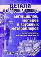 Детали и сборочные единицы мотоциклов