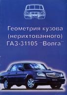 ГАЗ 31105 Геометрия кузова